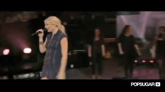 Video: Gwyneth Paltrow Sings and Shakes It in Country Strong Solo