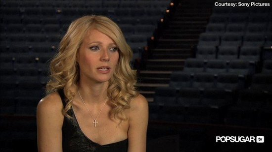 Video: Gwyneth Paltrow Studies Beyoncé For Confidence