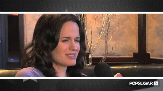 Video: Twilight's Elizabeth Reaser Talks Breaking Dawn, Vampire Kristen, and Homework Partying at Sundance!