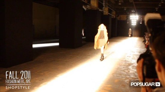 FabSugarTV: Edun 2011 New York Fashion Week Runway