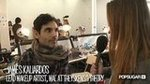 Makeup Artist James Kaliardos Talks Bold Lips For Fall at Theyskens' Theory