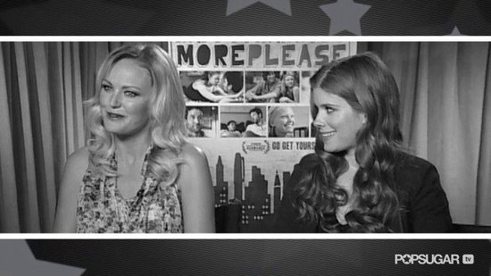Malin Akerman and Kate Mara Talk Risking It All For Romance and Convincing Josh Radnor to Hire Them!