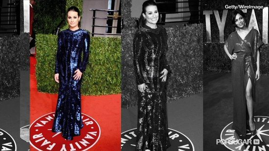 FabSugarTV:  Top 5 Oscar Afterparty Dresses!