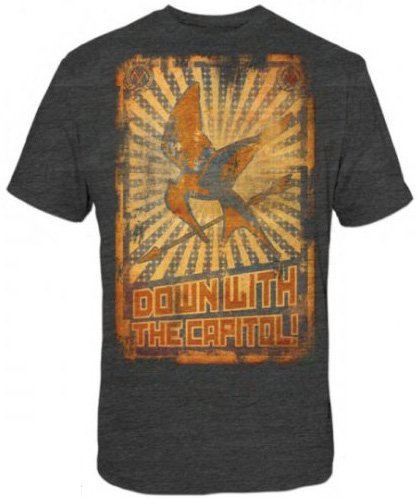 Down With the Capitol T-Shirt ($12-$16, originally $21)