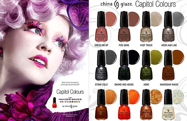 China Glaze Nail Polish Collection ($47)