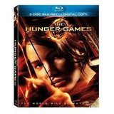 The Hunger Games 2-Disc Blu-ray ($15)