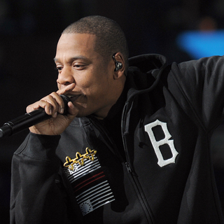 "Jay-Z Sings ""99 Problems"" at Obama Rally 