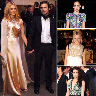 Pictures of Celebrities Wearing Balenciaga Over the Years