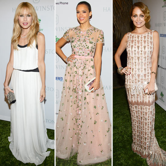 Jessica Alba, Nicole Richie, and More Shine at the Baby2Baby Gala