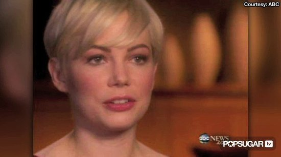 Video: Michelle Williams Opens Up About Missing Heath Ledger