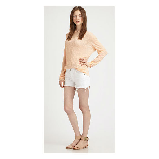 Shorts, approx $61, Citizens of Humanity at Saks Fifth Avenue