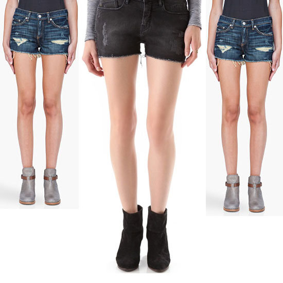 The Essential Wadrobe: 10 of the Best Denim Cut-Off Shorts