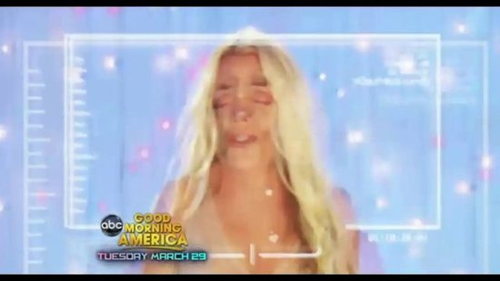 Britney Spears' Second Good Morning America Promo