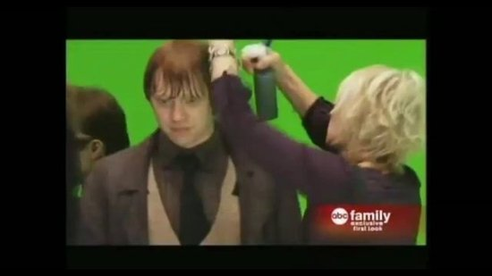 Daniel Radcliffe, Emma Watson, and Rupert Grint's Last Day Filming Harry Potter