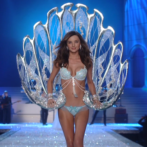 Victoria's Secret Fashion Show 2012 Preview Video