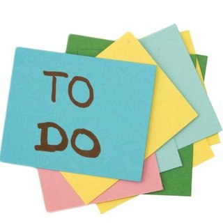 Short Daily To-Do Lists