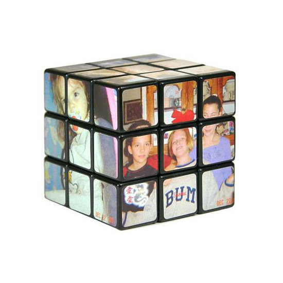 Personalized Photo Rubik&#039;s Cube