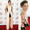 See Marion Cottilard in Christian Dior at 2012 FI FEST