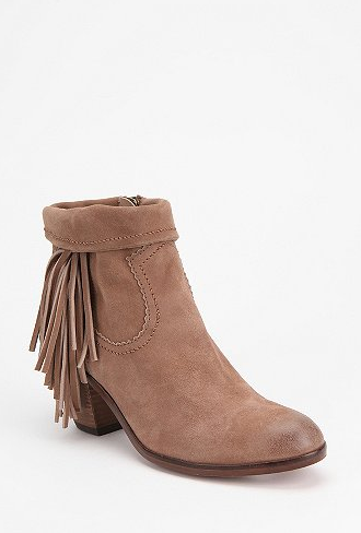 These Sam Edelman Fringe Louie Boot ($160) roll up or down to customize your style — and come in a bevy of colors.