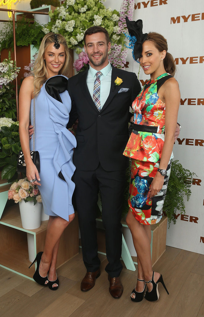 Jennifer Hawkins, Kris Smith and Rebecca Judd