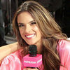Alessandra Ambrosio Victoria's Secret Fashion Show (Video)