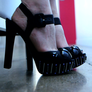 DIY Video: How-To Recreate Your Own Beaded Prada Heels