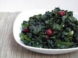 For nights when something hearty — but healthy — will only do, make time for this pomegranate, hazelnut, and Winter greens salad. The kale and chard give the dish an earthy feel, while the pomegranate-molasses dressing brings in a hint of sweetness.