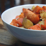 Low-Fat Roasted Sweet Potatoes