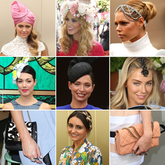 Hats, Heels and Jewels: Zoom in on All the Details from the 2012 Melbourne Cup