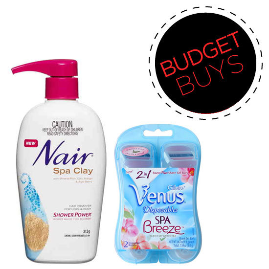 Budget Buys: Hair Removal Under $25