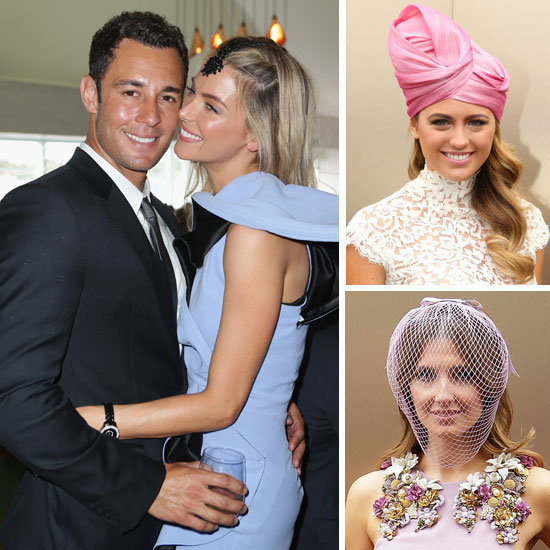 Updated: All the Best Beauty Looks From the 2012 Melbourne Cup!