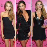3 Fabulous Little Black Dresses, Inspired by the 2012 VS Fashion Show