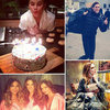 Celebrity Social Media Pictures | Nov. 8, 2012