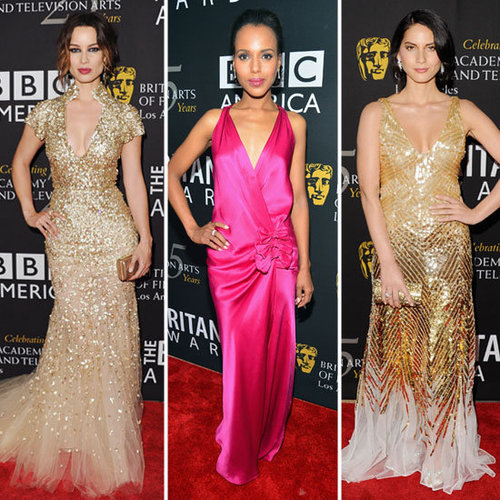 Who was Best Dressed at the 2012 BAFTA Awards?