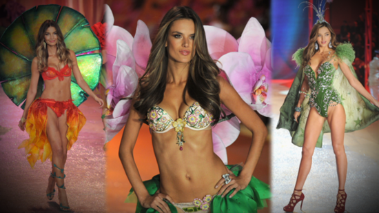 Get All the Backstage Scoop From the Victoria's Secret Fashion Show