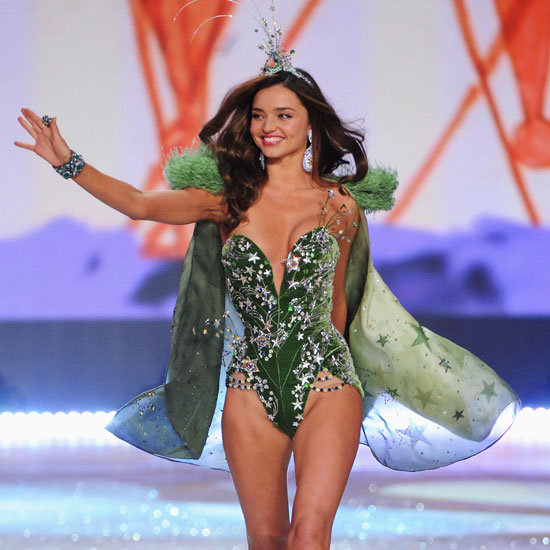 The 2012 Victoria's Secret Fashion Show: See all the pics, then watch