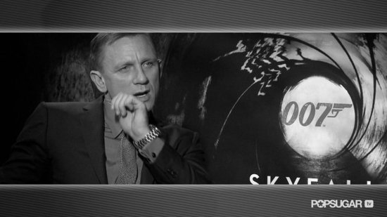 "Daniel Craig on ""Creepy"" Javier Bardem and Leaving Bond Behind"