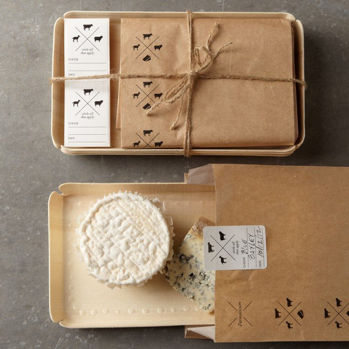 Cheese Packaging