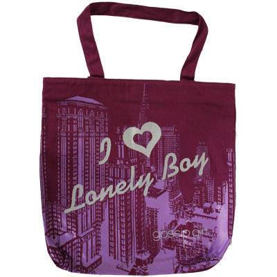 I (Heart) Lonely Boy Tote ($20)
