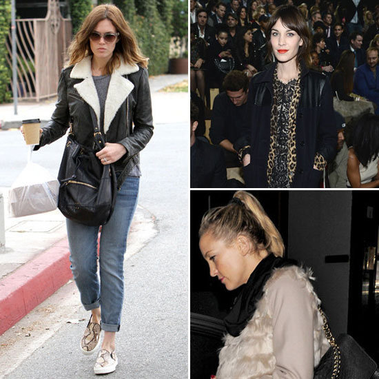 Celebrity Style Recap | Nov. 9, 2012