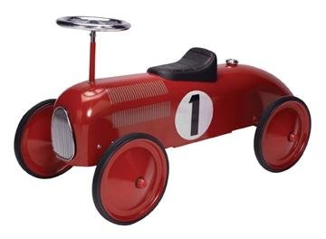 Petit Tresor Red Speed Race Car