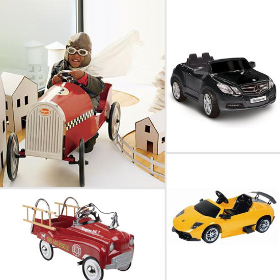 Hot Wheels! The Coolest Ride-On Toys For Lil Ones