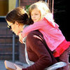 Jennifer Garner Returns Home to Seraphina Affleck