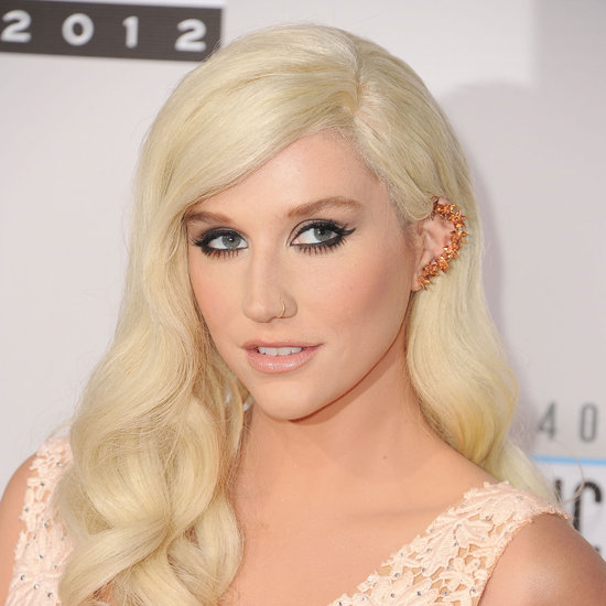 Pictures of Kesha at the American Music Awards