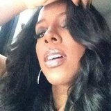 Kelly Rowland posed for the camera on her way to the show. Source: Instagram user kellyrowland