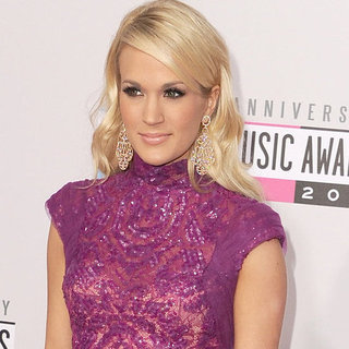 Carrie Underwood at American Music Awards 2012 | Pictures