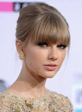 Taylor Swift Shimmers and Shines For American Music Awards Arrival