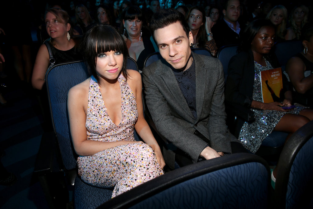 Carly Rae Jepsen and Matthew Koma