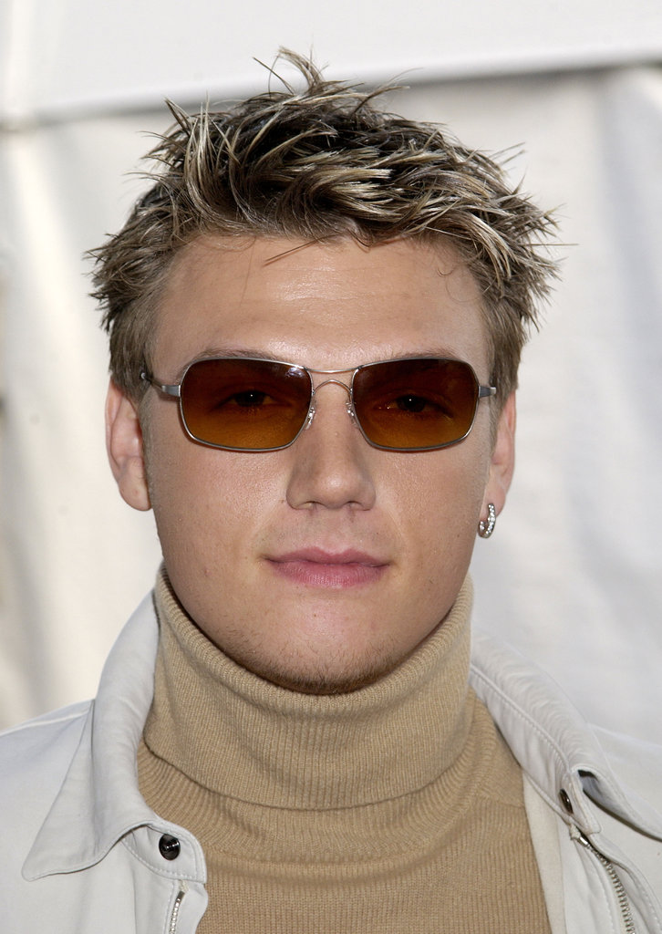 Then: Nick Carter