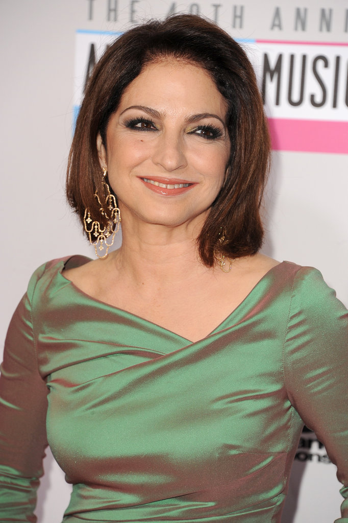 Now: Gloria Estefan